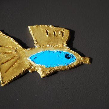 Fabriquer une amulette égyptienne (Tuto DIY)