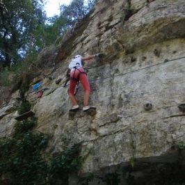 via ferrata debutant