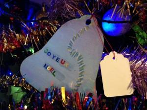 Souvenirs écoliers de noel