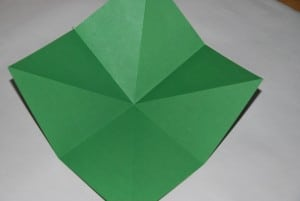 sapin-origami tuto image6