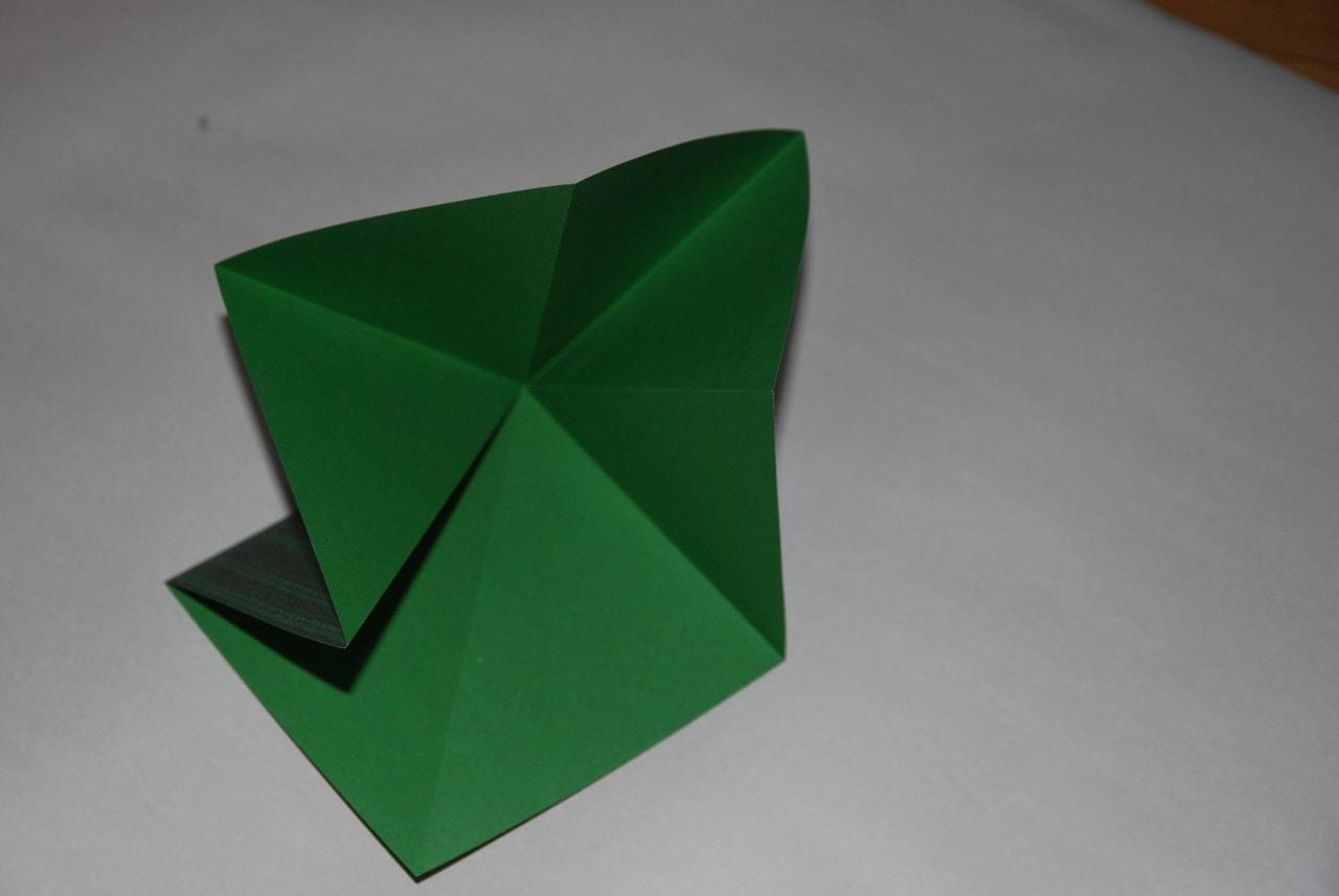sapin-origami tuto image8