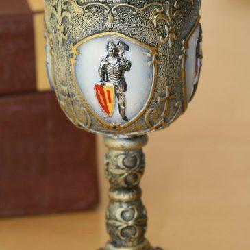 Chasse au trésor médiévale chez Dame Coccinelle
