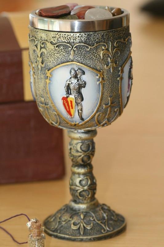 chasse au tresor: princesses, chevaliers et pierres magiques