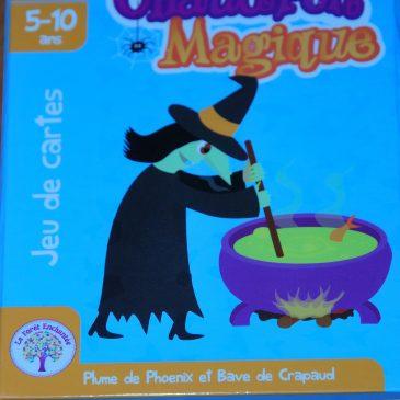 Un jeu pour Halloween: Chaudron magique