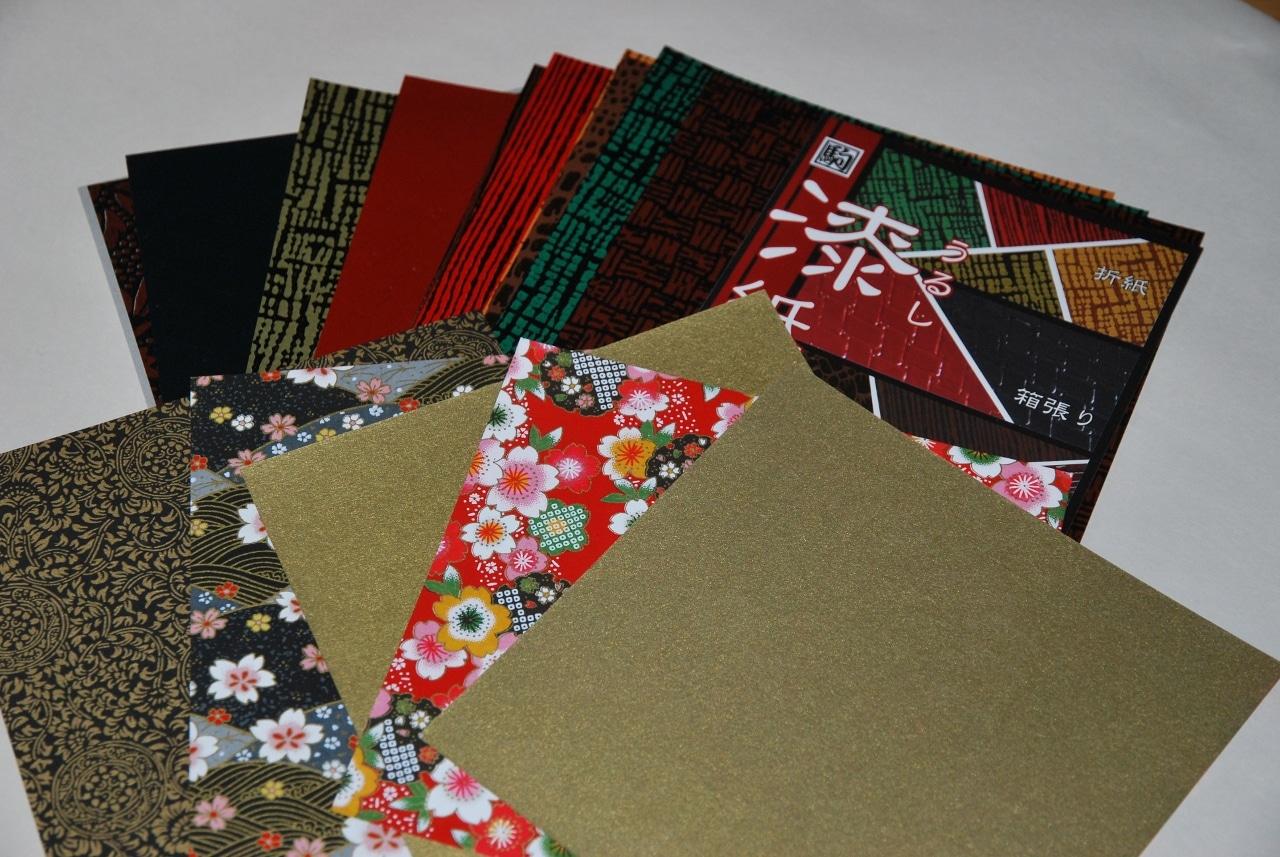 papier origami double face japonais 1280x857 les idees du samedi. Black Bedroom Furniture Sets. Home Design Ideas