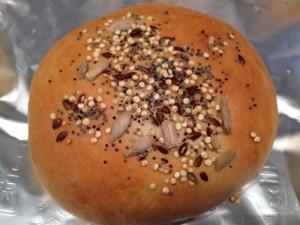 recette rapide pain à hamburger maison