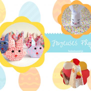 Joyeuses Pâques! et ne mangez pas trop de chocolat…!