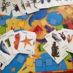 cartes jeu sensoreil djeco