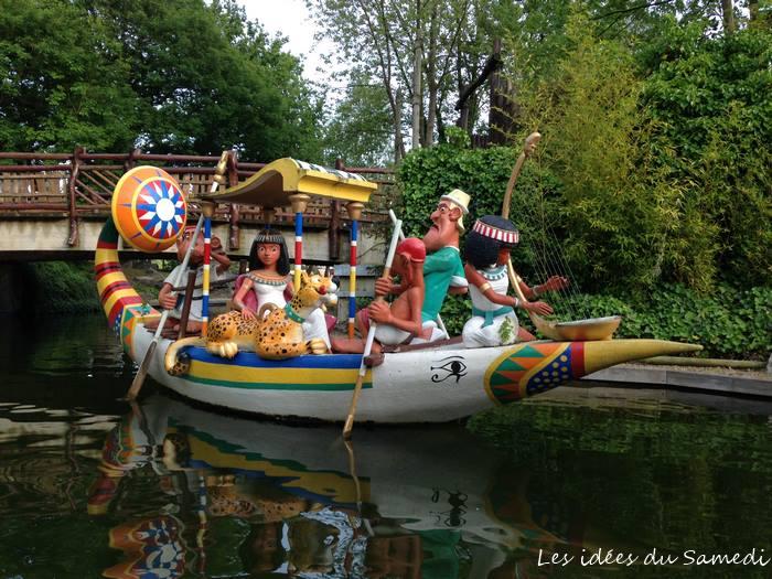 barque sacree parc asterix