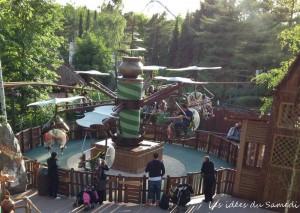 parc asterix avions