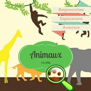 anniversaire animaux explorador