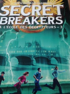 secret breakers couverture