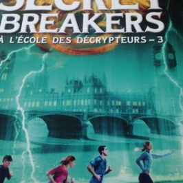 secret breakers couverture