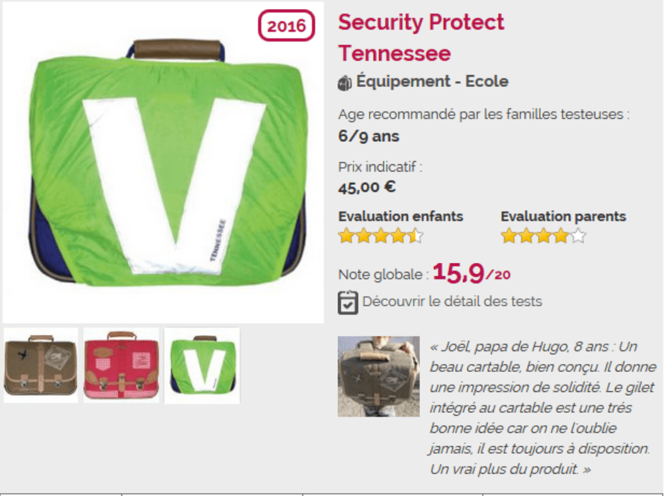 cartable security protect