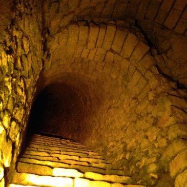 Visite des caves Taittinger: et si on ajoutait une pointe de mystère?