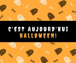 Halloween: une chasse au trésor et un buffet rapide à préparer