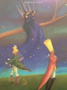 illustration la flute enchantee