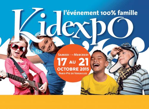 Cette année encore Kidexpo c'était  simplement…Wouaouh!