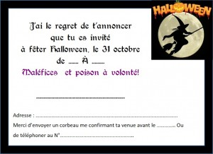sorciere halloween
