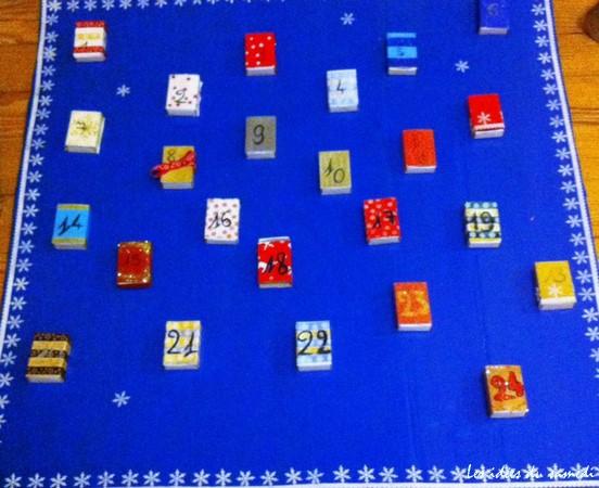 calendrier-avent-boites-allumettes