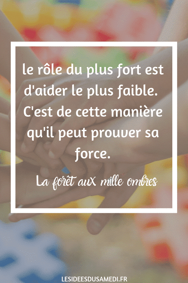 citation livre harcelement