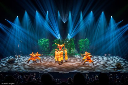 cirque phenix lumiere