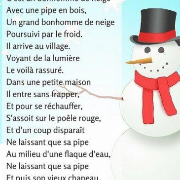 Chanson pour les enfants l'hiver: Jacques Prévert en musique