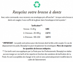 recylcage bioseptyl