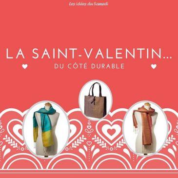 Et si pour la St Valentin vous pensiez éco-responsabilité? #ideecadeau #concours