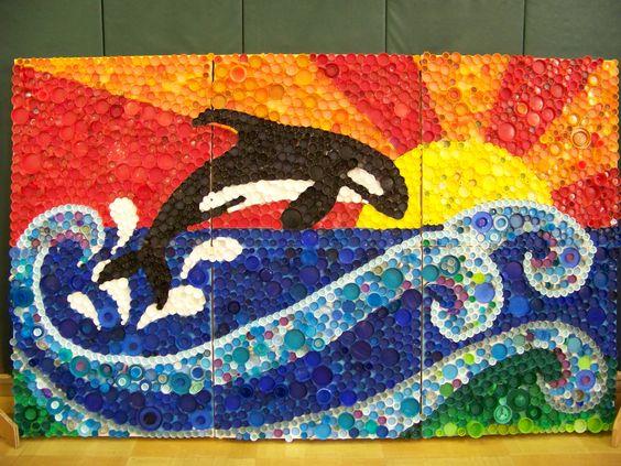 orque fresque bouchons