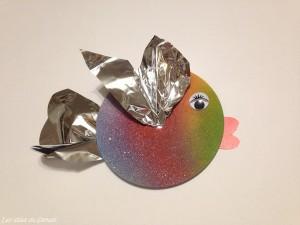 poisson arc en ciel cd