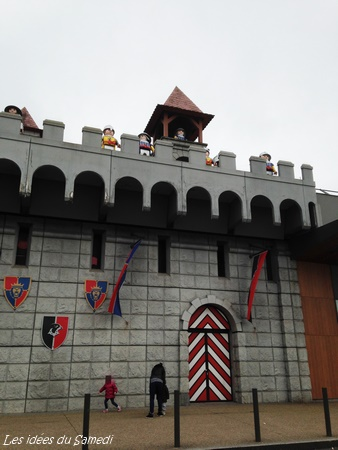 chateau playmobil funpark