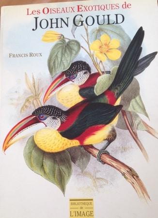 oiseaux exotiques gould