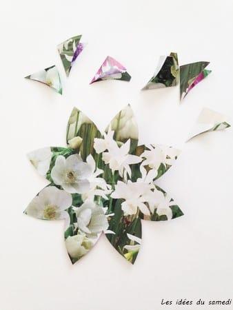 fabriquer fleur magazine