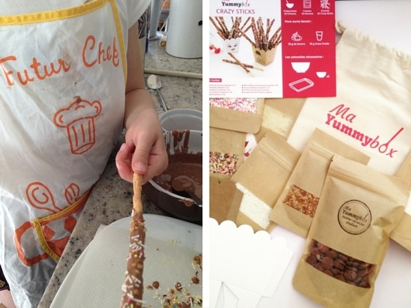 Ma Yummy box: on dit Miam! [test box pour enfants]