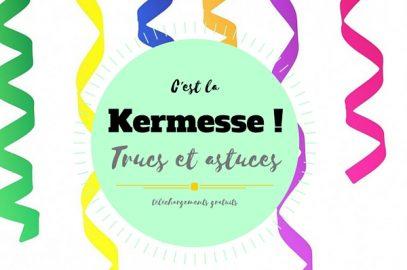 Astuces pour votre kermesse (téléchargement de tickets à cases)