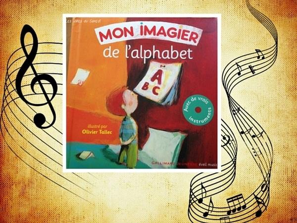 livre eveil alphabet