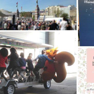 Le Printemps du DIY et la Foire de Paris 2016