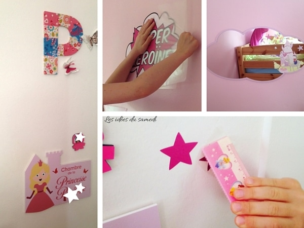Sa chambre de Princesse Super-héroïne #bonplan Decoloopio
