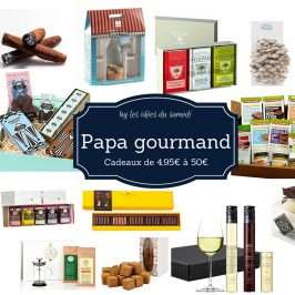 idees cadeaux papa gourmand