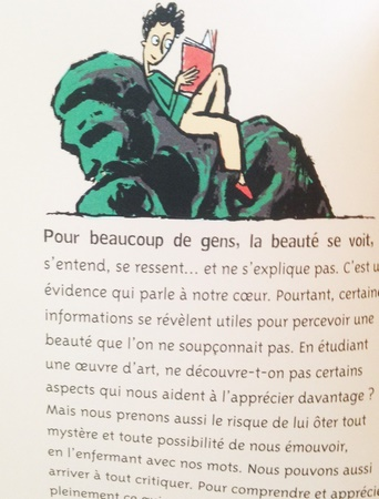 analyse question art