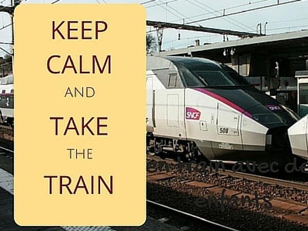 10 astuces pour voyager en train avec des enfants sans s'énerver
