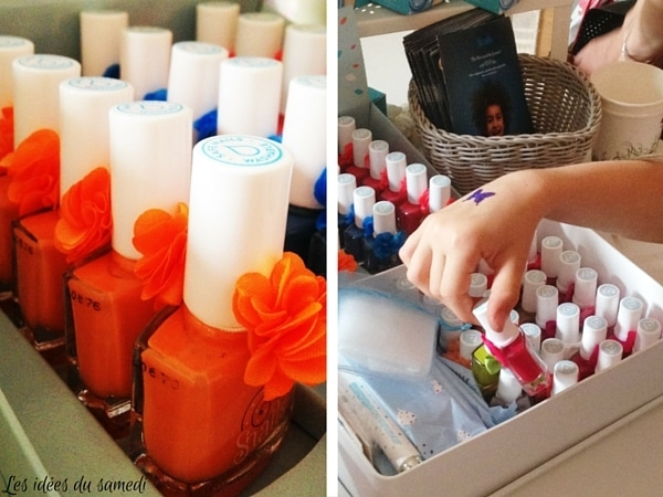 packaging couleur vernis snails