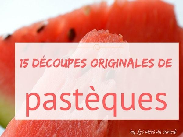 15 décos originales avec des pastèques pour cet été