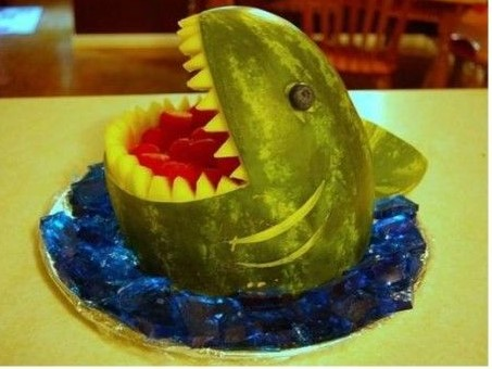requin pasteque