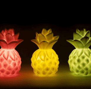 veilleuse ananas decoloopio