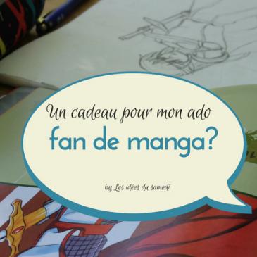 Un cadeau pour une ado fan de manga… pas si facile que ça!