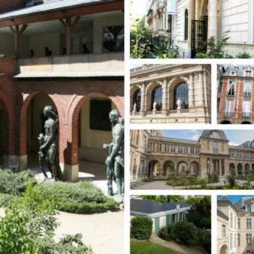 Les musées de la Ville de Paris occupent vos enfants en Août