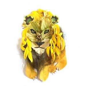 lion floraforager