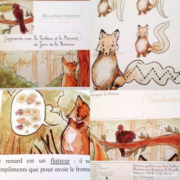 Cours Troubadour: cahiers d'activités autour de la lecture